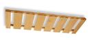 30Wx11-1/4D 7-Row Stemware Rack HI