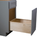 Waste Unit Drawer For 15in Waste Runner Cabinet