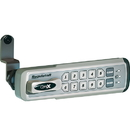 CompX Regulator Electronic Lock Horiz RH
