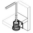 PMI 6mm Hex Key For Furniture Leveler