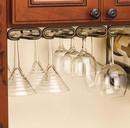 Rev-A-Shelf 3450-11ORB Quad Stemware Rack oil rubbed bronze