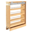 Rev-A-Shelf 6W Wood Base Organizer 23D x27-5/16H Soft Close