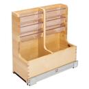 Rev-A-Shelf 8.75W Vanity Organizer 18.75D x18-7/8H Soft Close
