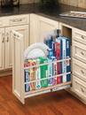 Rev-A-Shelf 447-BCBBSC-8C Tray Divider Pullout with Soft Close