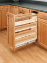 Rev-A-Shelf 448-BC-5C Pull Out Base Organizer with Shelves 5 1/2