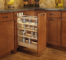 Rev-A-Shelf 6W Maple Base Organizer 21-5/8D x 19.5-23H