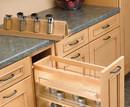 Rev-A-Shelf 448-SR8-1 Maple Spice Rack Insert for 8