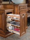 Rev-A-Shelf Vanity Base Pullout Organizer 20-1/4