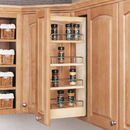 Rev-A-Shelf 448-WC-5C Wall Pull Out Shelving System 5