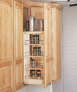 Rev-A-Shelf 448-WC-8C Wall Pull Out Shelving System 8