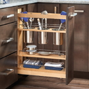 Rev-A-Shelf 448UT Utensil Bin Organizer 5-1/2