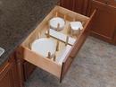 Rev-A-Shelf 4DPB-3921 Wood Peg Board Without Pegs 39-1/4