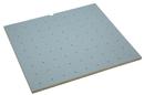 Rev-A-Shelf 4DPBG-2421-1 Vinyl Peg Board Without Pegs 24-1/8