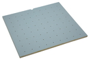 Rev-A-Shelf Vinyl Peg Board Without Pegs 30-1/8