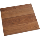 Rev-A-Shelf Walnut Drawer Peg System 24-1/4