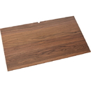 Rev-A-Shelf Walnut Drawer Peg System 39-1/4