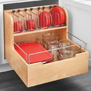 Rev-A-Shelf 4FSCO-24SC Food Storage Container Organizer