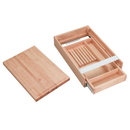Rev-A-Shelf Knife Holder/Cutting Board Drawer with Soft-Close 15