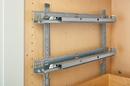 Pilaster Upright Kit Silver