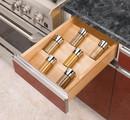 Rev-A-Shelf 4SDI-24 Wood Spice Drawer Insert 22