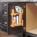 Rev-A-Shelf 4VR-15 11.25W Door Mount Storage Rack