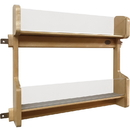 Rev-A-Shelf 4VR-24 20.25W Door Mount Storage Rack