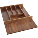 Rev-A-Shelf Walnut Cutlery Tray 15-1/8