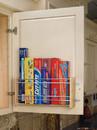 Rev-A-Shelf 4WFR-21-1 Door Mount Foil Rack 16-1/8
