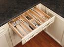 Rev-A-Shelf 4WUT-3 Wood Utility Tray Insert 24