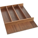 Rev-A-Shelf Walnut Utility Tray 15-1/8