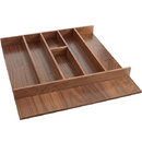 Rev-A-Shelf Walnut Utility Tray 21-1/8