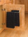 12.75W DoorMnt 3-Bar TowlHolder CHR