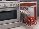 Rev-A-Shelf 5CW2-1222-CR Two Tier Chrome Cookware Organizer