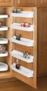 Rev-A-Shelf 6235-14-11-52 Door Storage Trays 5 tray set 13-3/4