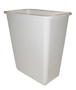 Rev-A-Shelf Replacement Waste Bin 30qt white