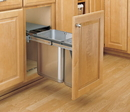 Rev-A-Shelf 8-785-30-DM2SS 8-785 Series Under Sink Pullout Waste Bin