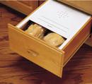 Rev-A-Shelf BDC-200-11 Bread Drawer Covers 16-3/4