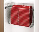 Rev-A-Shelf Wire Pullout Baskets Satin Nickel 18