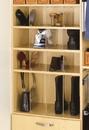 Rev-A-Shelf Acrylic Shelf Divider 6-9/16