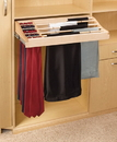 Rev-A-Shelf Slide Out Pants and Tie Rack 30