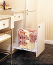 Rev-A-Shelf Pull Out Wire Hamper 43qt 11-7/8