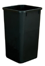 Rev-A-Shelf Replacement Waste Bin 27qt black