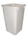 Rev-A-Shelf Replacement Waste Bin 27qt white