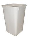 Rev-A-Shelf RV-1024W Replacement Waste Bin 27qt white