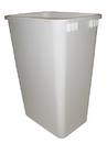 Rev-A-Shelf RV-50-8 Replacement Waste Bin 50qt white