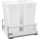50Qt Double 18in Blum Tandem Box