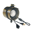 Specialty Lighting Ring Mount Can Light w/Switch Brushed Nickel
