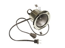 Specialty Lighting Clip Mount Can Light w/out Switch Brushed Nickel