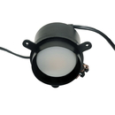 Specialty Lighting 8w LED Canister Light Adj Mtg Ring No Switch Black