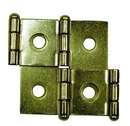 S Parker Double Acting Brass Hinge